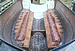 Foam filled & Sealed Arima Stringer System