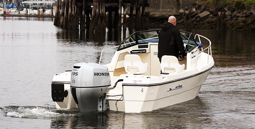 Sea Chaser Boats >> SEA CHASER 19 – Arima Boats