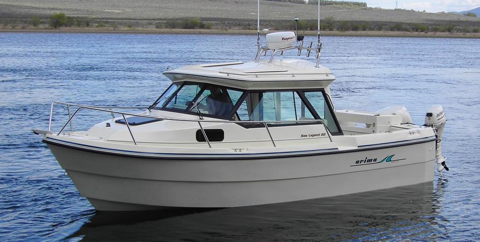 Ft Cat Fishing Boat For Sale
